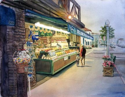 Original Hershey's Market, Balboa Island